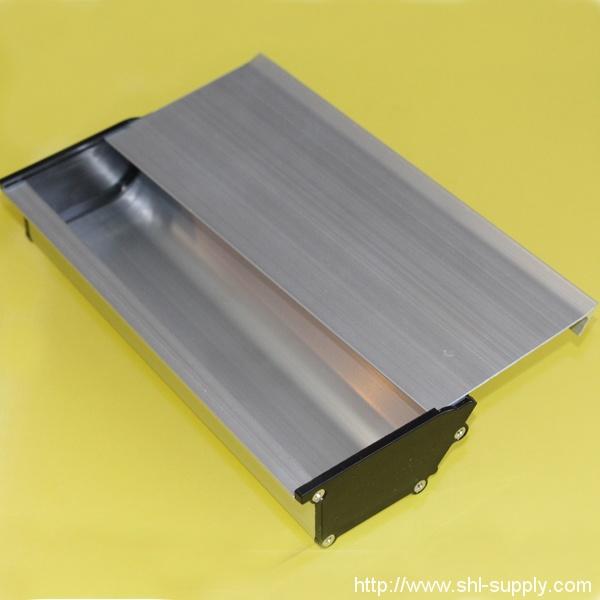6″ aluminum scoop coater 4-packs
