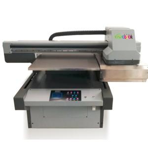 Flatbed UV6090 Printer with Varnish oil